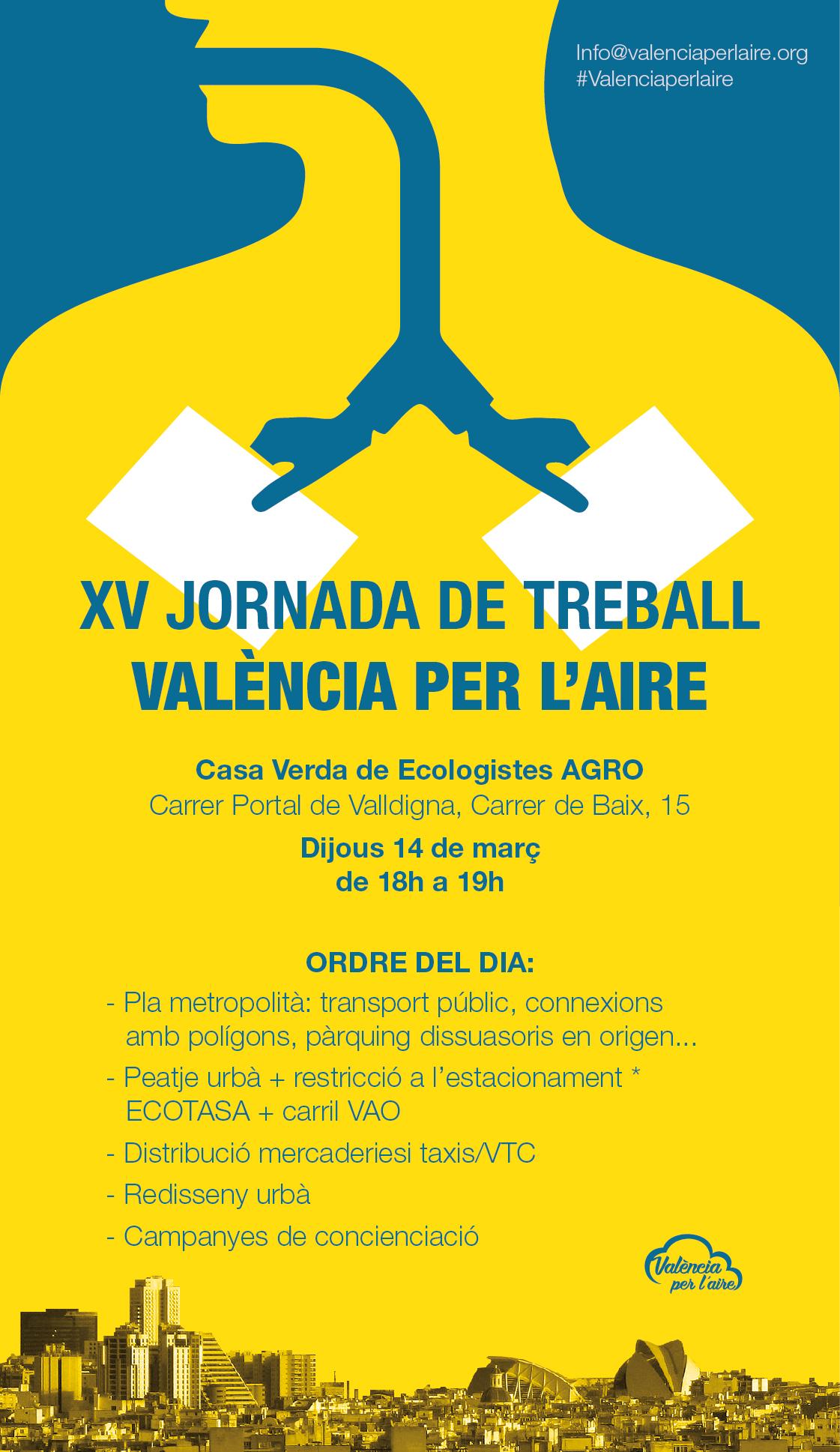 flyer Valencia per laire - 15 JORNADA - Casa Verda-01